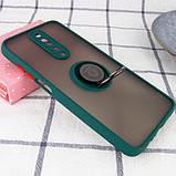 TPU+PC чехол Deen ColorEdgingRing под магнитный держатель для Xiaomi Redmi K30, фото 4