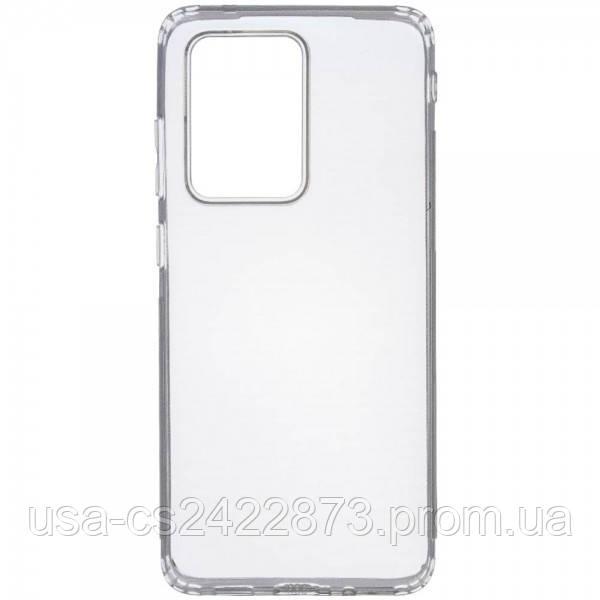 GETMAN TPU чехол GETMAN Transparent 1,0 mm для Samsung Galaxy S20 Ultra