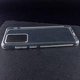 GETMAN TPU чехол GETMAN Transparent 1,0 mm для Samsung Galaxy S20 Ultra, фото 2