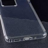 GETMAN TPU чехол GETMAN Transparent 1,0 mm для Samsung Galaxy S20 Ultra, фото 3