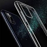 Epik TPU чехол Epic Transparent 1,0mm для Samsung Galaxy Note 10 Lite (A81), фото 4