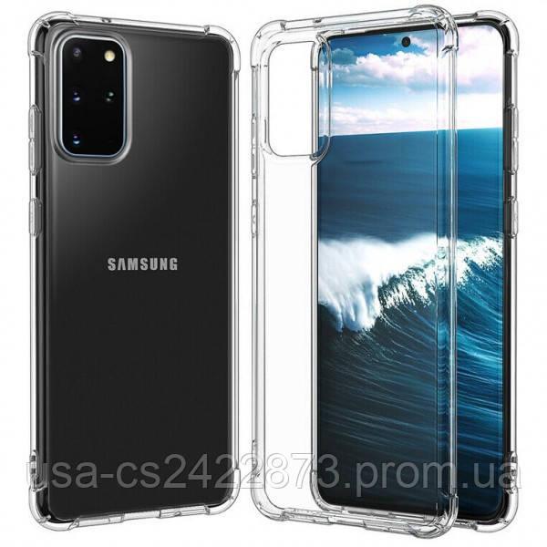 GETMAN TPU чехол GETMAN Ease с усиленными углами для Samsung Galaxy S20+