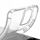 GETMAN TPU чехол GETMAN Ease с усиленными углами для Samsung Galaxy S20+, фото 3