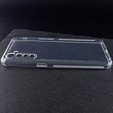 GETMAN TPU чехол GETMAN Transparent 1,0 mm для Realme XT, фото 2