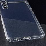 GETMAN TPU чехол GETMAN Transparent 1,0 mm для Realme XT, фото 3