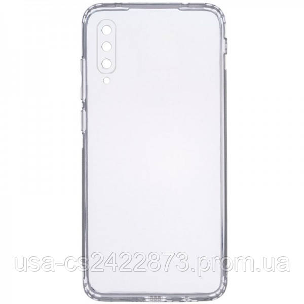 GETMAN TPU чехол GETMAN Transparent 1,0 mm для Samsung Galaxy A50 (A505F) / A50s / A30s