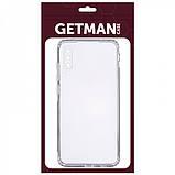 GETMAN TPU чехол GETMAN Transparent 1,0 mm для Samsung Galaxy A50 (A505F) / A50s / A30s, фото 2