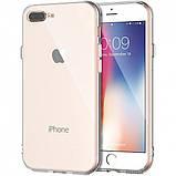 "Epik TPU чехол Epic Transparent 1,0mm для Apple iPhone 7 plus / 8 plus (5.5""), фото 2"