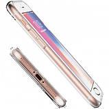 "Epik TPU чехол Epic Transparent 1,0mm для Apple iPhone 7 plus / 8 plus (5.5""), фото 3"