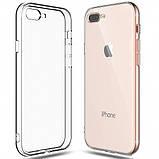 "Epik TPU чехол Epic Transparent 1,0mm для Apple iPhone 7 plus / 8 plus (5.5""), фото 4"