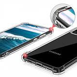 GETMAN TPU чехол GETMAN Ease с усиленными углами для Samsung Galaxy S20 Ultra, фото 4