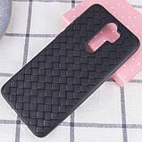 Epik PU чехол-накладка Epik Weaving series для Xiaomi Redmi Note 8 Pro, фото 2
