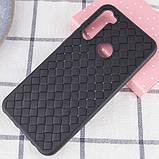 Epik PU чехол-накладка Epik Weaving series для Xiaomi Redmi Note 8T, фото 2