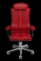 Эргономичное кресло KULIK SYSTEM ELEGANCE Красное 1002, КОД: 1335564
