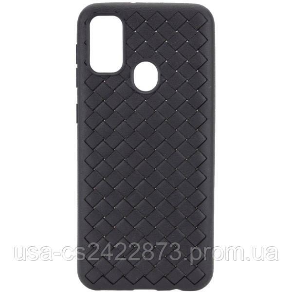 Epik PU чехол-накладка Epik Weaving series для Samsung Galaxy M30s / M21