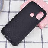 Epik PU чехол-накладка Epik Weaving series для Samsung Galaxy M30s / M21, фото 3