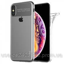 "TPU чехол X-Level matte series для Apple iPhone X / XS (5.8"")"