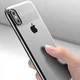"X-Level TPU чехол X-Level matte series для Apple iPhone X / XS (5.8""), фото 3"