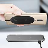 Baseus Qi приёмник для беспроводной зарядки Baseus Microfiber Receiver (For Micro-USB), фото 2