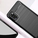 Epik TPU чехол Slim Series для Samsung Galaxy A41, фото 4