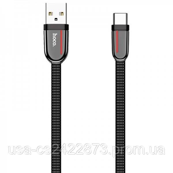 "Hoco Дата кабель Hoco U74 ""Grand"" Type-C (1.2m)"