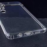 TPU чехол GETMAN Transparent 1,0 mm для Xiaomi Mi Note 10 / Note 10 Pro / Mi CC9 Pro, фото 3
