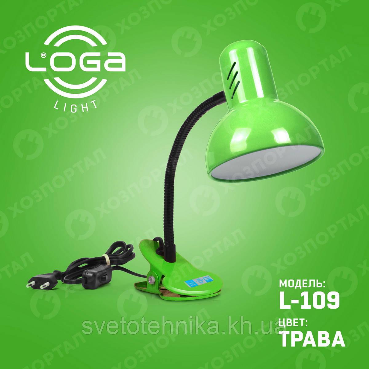 "Лампа-прищепка ""Трава"" Украина.(ТМ LOGA ® Light)"