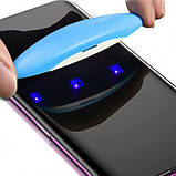 Защитное 3D стекло UV для Samsung Galaxy Note 8, фото 2