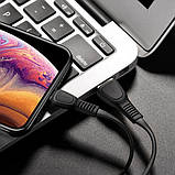 Дата кабель Hoco X40 Noah USB to Lightning (1m), фото 7