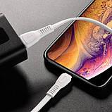 Дата кабель Hoco X40 Noah USB to Lightning (1m), фото 8