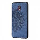Epik TPU+Textile чехол Mandala с 3D тиснением для Xiaomi Redmi 8a, фото 6