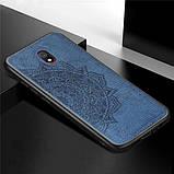 Epik TPU+Textile чехол Mandala с 3D тиснением для Xiaomi Redmi 8a, фото 9