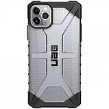 "UAG Ударопрочный чехол UAG Plasma для Apple iPhone 11 Pro Max (6.5""), фото 3"