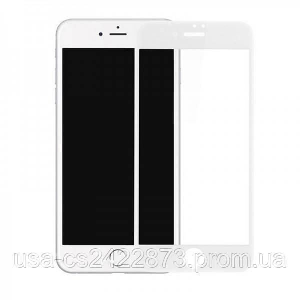 "Epik Защитное стекло 4D 9H (full glue) (без упаковки) для Apple iPhone 7 / 8 / SE (2020) (4.7"")"