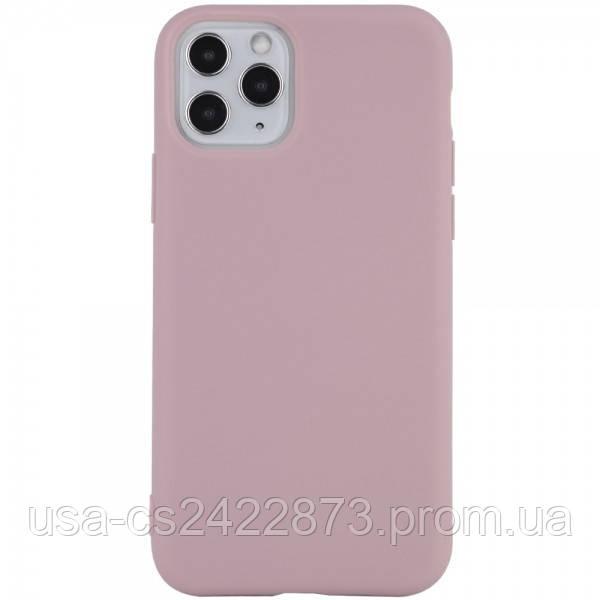 """Epik Силиконовый чехол Epic матовый для Apple iPhone 11 Pro (5.8"""")"""