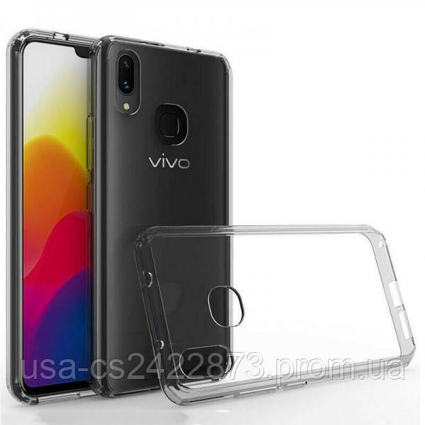 TPU чехол Epic Transparent 2,00 mm для Vivo Y91 / Y95 / Y93