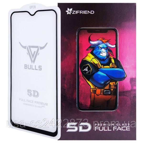 Защитное стекло Zifriend 5D (full glue) для Xiaomi Redmi 7