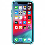 "Чехол Silicone Case without Logo (AA) для Apple iPhone X / XS (5.8""), фото 8"
