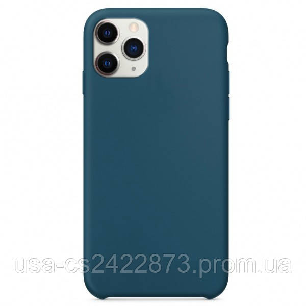 """Чехол Silicone Case without Logo (AA) для Apple iPhone 11 Pro (5.8"""")"""