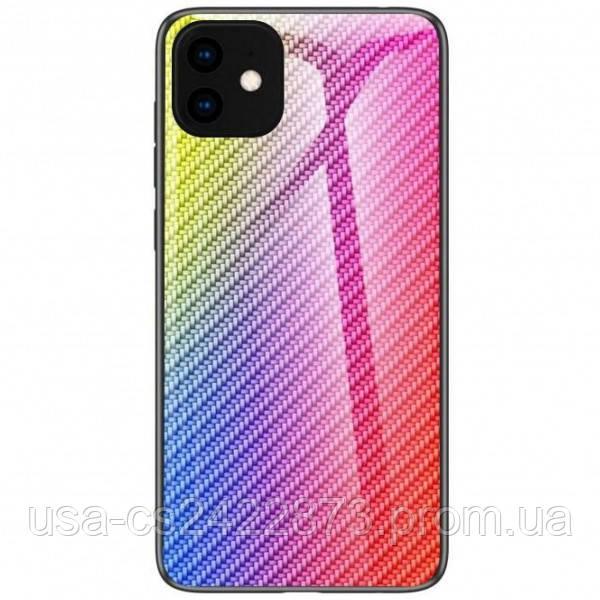 "TPU+Glass чехол Twist для Apple iPhone 11 (6.1"")"