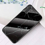 TPU+Glass чехол Luxury Marble для Samsung Galaxy Note 10, фото 4