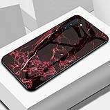 TPU+Glass чехол Luxury Marble для Samsung Galaxy Note 10, фото 5