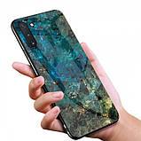TPU+Glass чехол Luxury Marble для Samsung Galaxy Note 10, фото 6