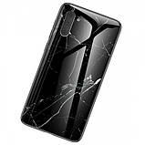 TPU+Glass чехол Luxury Marble для Samsung Galaxy Note 10, фото 8