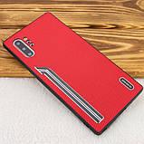 Shengo TPU чехол SHENGO Textile series для Samsung Galaxy Note 10 Plus, фото 4
