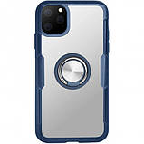 "Deen TPU+PC чехол Deen CrystalRing под магнитный держатель для Apple iPhone 11 Pro (5.8""), фото 6"