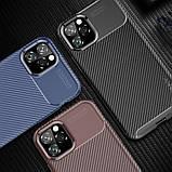 "iPaky TPU чехол iPaky Kaisy Series для Apple iPhone 11 Pro Max (6.5""), фото 5"