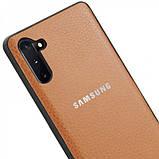 Кожаная накладка Classic series для Samsung Galaxy Note 10, фото 5