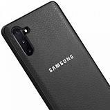 Кожаная накладка Classic series для Samsung Galaxy Note 10, фото 7