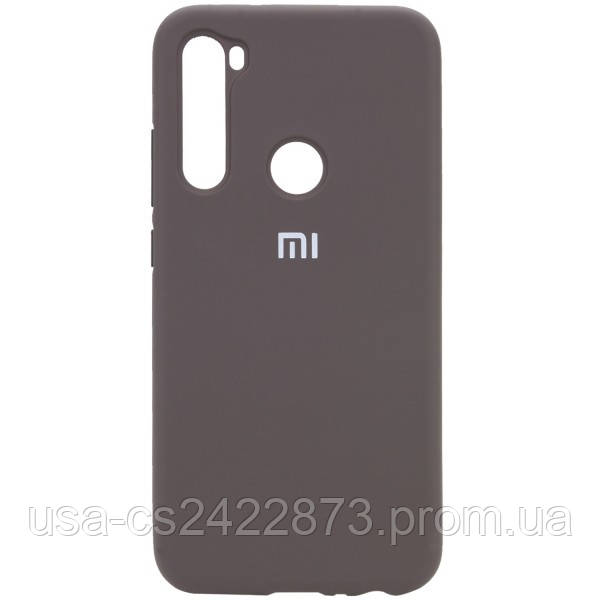Чехол Silicone Cover Full Protective (AA) для Xiaomi Redmi Note 8
